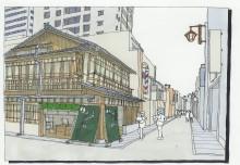 02 長崎街道イメージ図